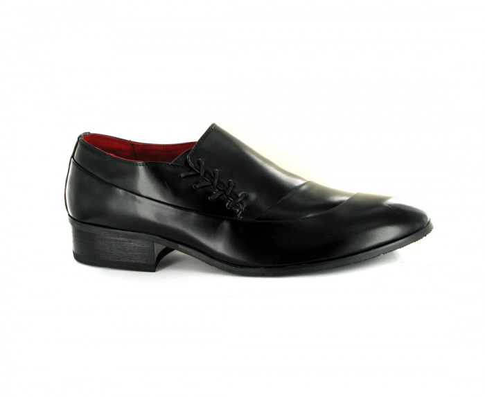 MENS PATENT LEATHER SHOES ROSSELLINI CALZARE