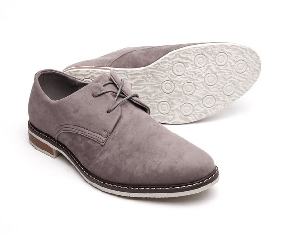 WILLIAM GREY SUEDE rounded toe mens shoes